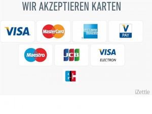 izettle Zahlungsarten 3